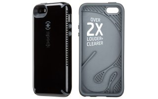 SPECK iPhone 5/5s CandyShell Amped Black/Slate Grey