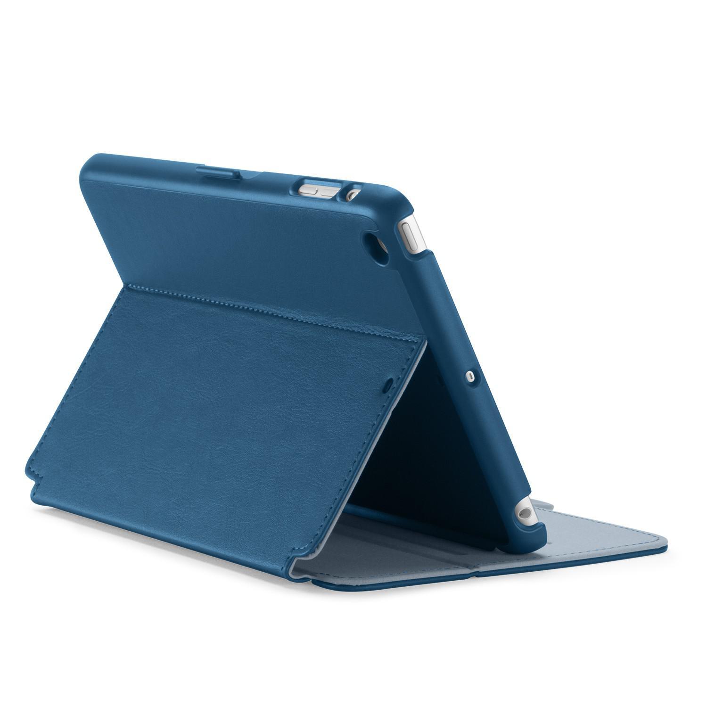 SPECK StyleFolio Fodral iPad Mini, 2 and 3 Blå/Grå