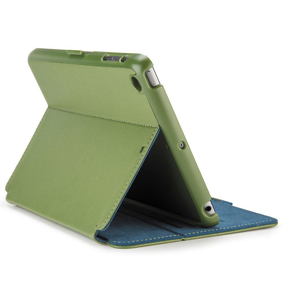 SPECK StyleFolio Fodral iPad Mini, 2 and 3 Grön/Blå