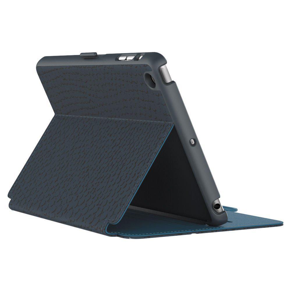 SPECK StyleFolio Fodral iPad Mini, 2 and 3 Grå/Blå