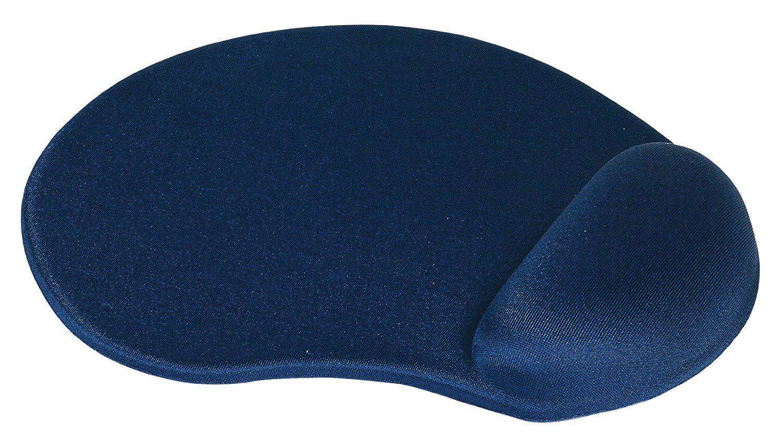 TNB Ergo Design Musmatta med handledsstöd Blå