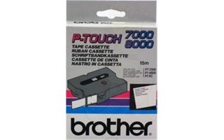 BROTHER P-Touch TX-731 Etikettape 12mm