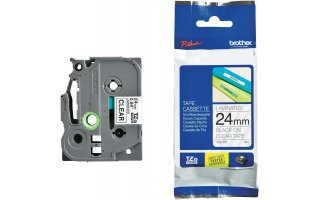 BROTHER P-Touch TZE-151 Etikettape 24mm