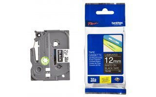 BROTHER P-Touch TZE-335 Etikettape 12mm