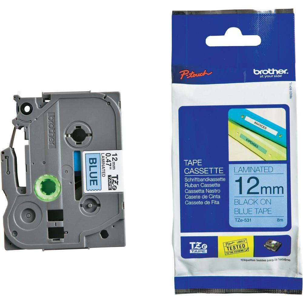 BROTHER P-Touch TZE-531 Etikettape 12mm